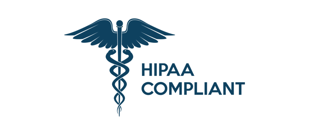 HIPAA Compliant Logo Resized