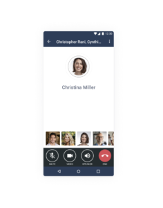 Symphony Meetings on Android